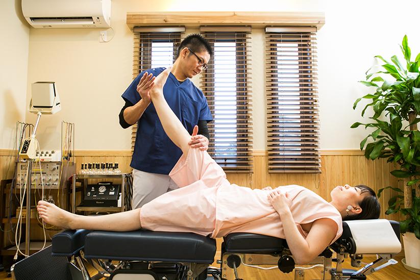 まの鍼灸接骨治療院について