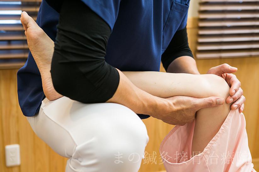 変形性膝関節症の治療